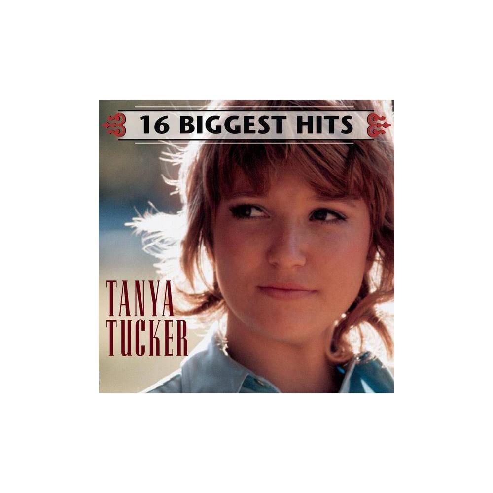 Tanya Tucker 16 Biggest Hits Cd