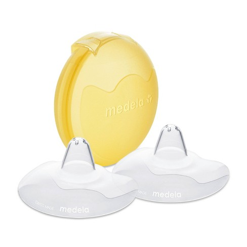 Medela Contact Nipple Shields With Carrying Case - image 1 of 4