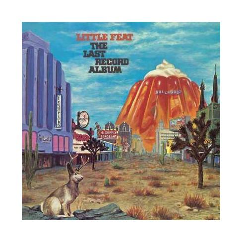 Little Feat - Last Record Album (Vinyl) - image 1 of 1
