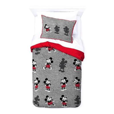 Saturday Park Mickey Mouse Duvet Cover & Sham Set