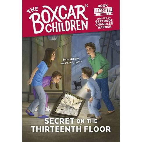 Secret on the Thirteenth Floor - (Boxcar Children Mysteries) by  Gertrude Chandler Warner (Paperback) - image 1 of 1