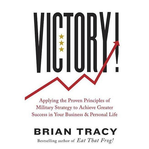 Victory! - by  Brian Tracy (Paperback) - image 1 of 1