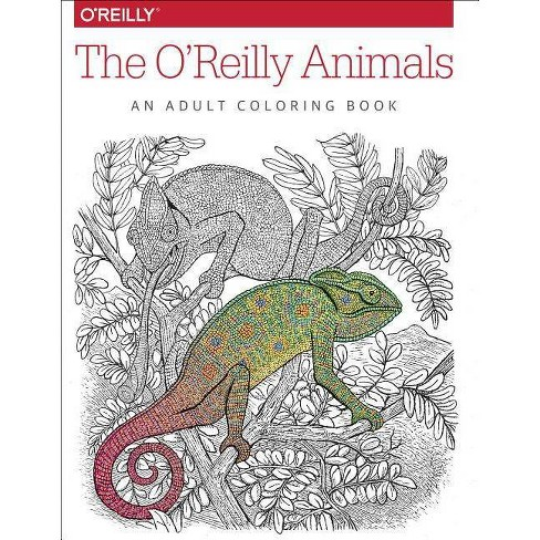 The O'Reilly Animals - (Paperback) - image 1 of 1