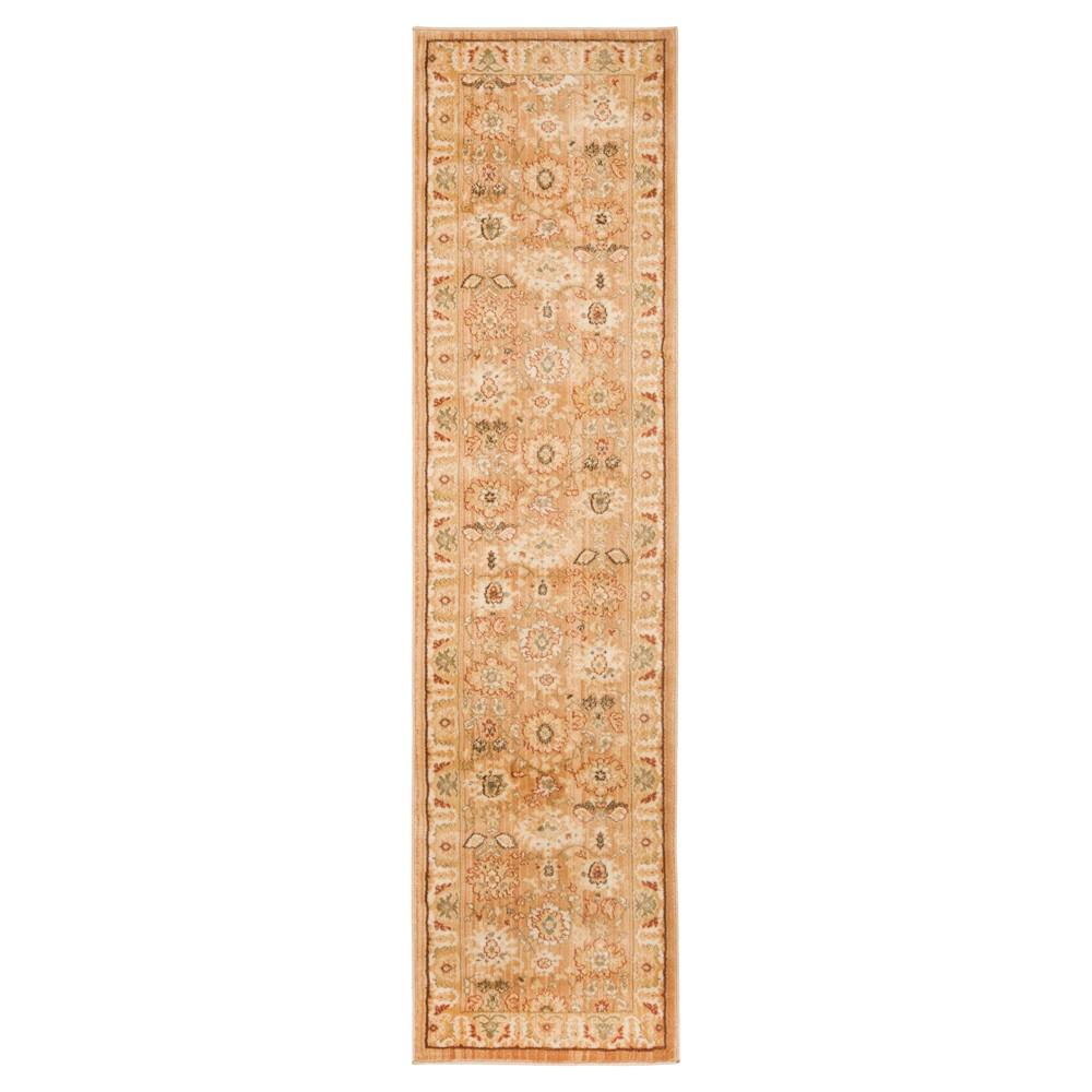 Carlatun Area Rug - Light Brown/Gold (2'3x8') - Safavieh