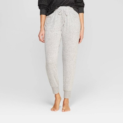 Women's Perfectly Cozy Lounge Jogger Pants - Stars Above™ Gray L