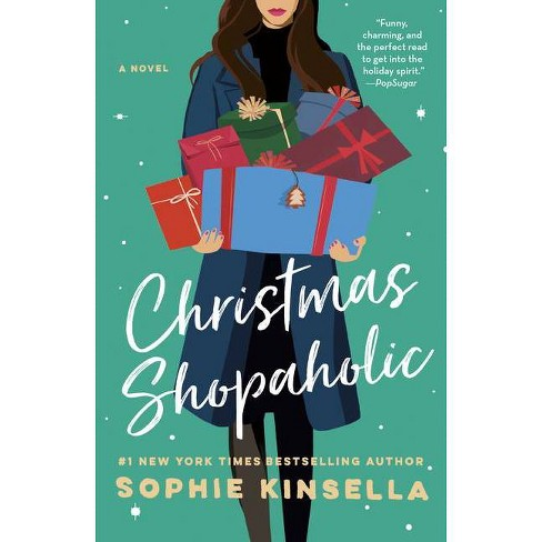 Christmas Shopaholic - by  Sophie Kinsella (Paperback) - image 1 of 1