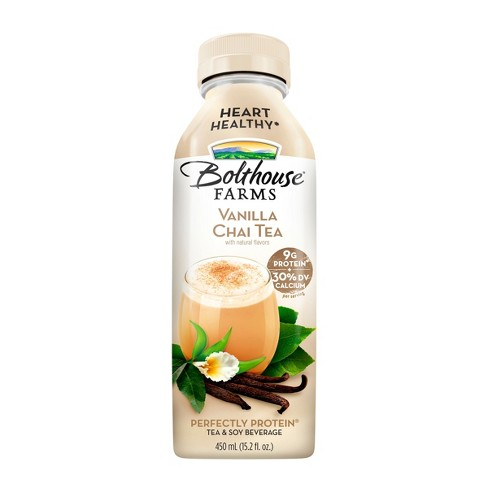 Bolthouse Farms Perfectly Protein Vanilla Chai Tea - 15.2oz - image 1 of 4