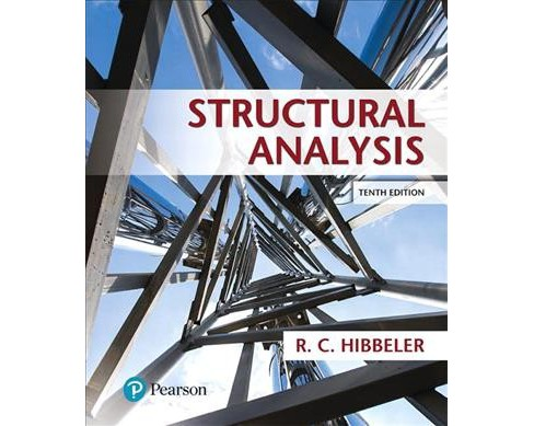 Structural Analysis -  by R. C. Hibbeler (Hardcover) - image 1 of 1