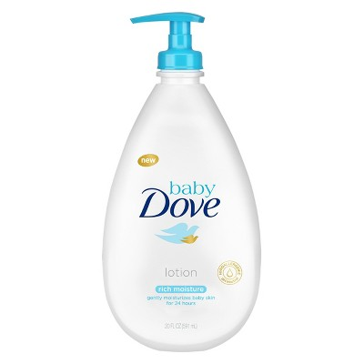 Baby Dove Rich Moisture Lotion - 20oz