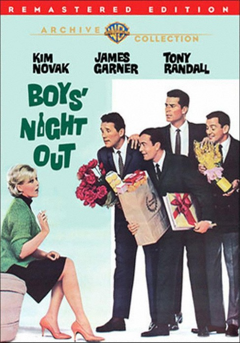 Boy's Night Out (DVD) - image 1 of 1
