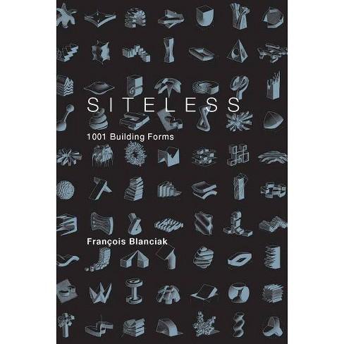 Siteless - (Mit Press) by  Francois Blanciak (Paperback) - image 1 of 1
