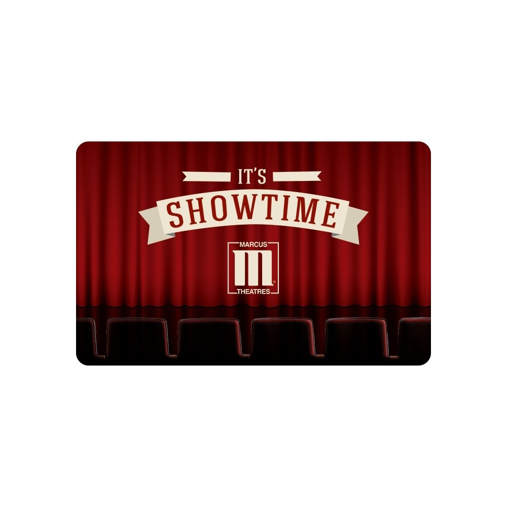 Marcus Theatres Gift Card (Email Delivery) Marcus Theatres Gift Card (Email Delivery)