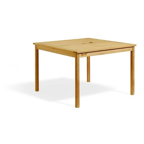 """42"""" Dining Table Natural - Oxford Garden - image 1 of 2"""