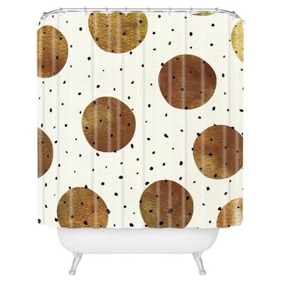 Georgiana Paraschiv Shower Curtain - Deny Designs