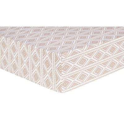 Trend Lab Crib Sheet - Arrow Deer Lodge