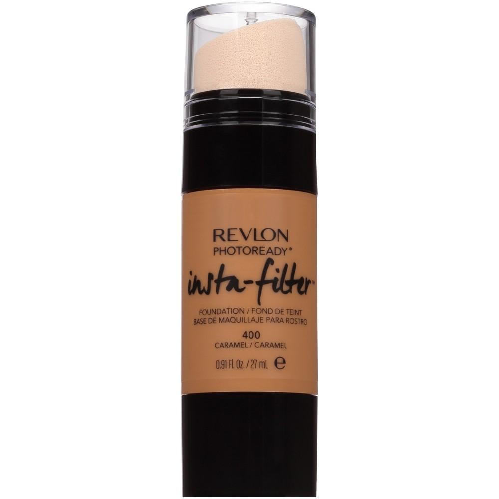 Revlon PhotoReady Insta-Filter Foundation 400 Caramel - 0.91 fl oz