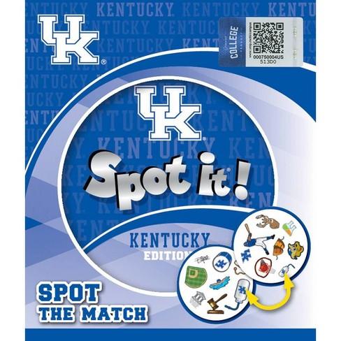 NCAA Kentucky Wildcats Spot It Game - image 1 of 3