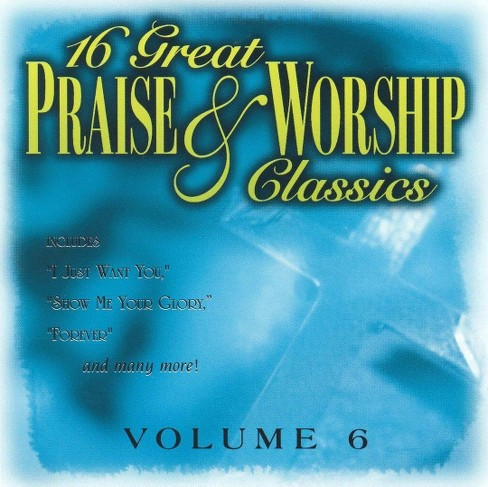Various - 16 great praise & worship classics:V6 (CD) - image 1 of 1