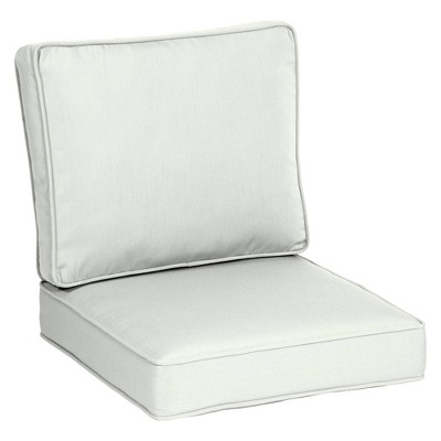 "24"" x 24"" Plush Deep Seat Cushion Set - Arden Selections"