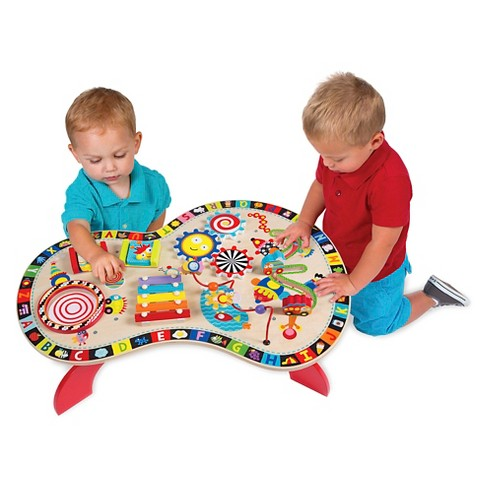 e2c09032d ALEX Toys ALEX Jr. Sound And Play Busy Table   Target