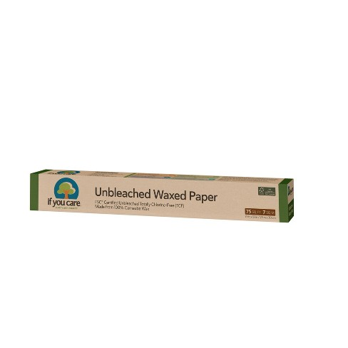 If You Care Wax Paper Food Wraps - 75 sq ft - image 1 of 4