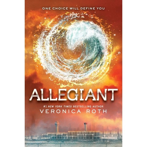 Allegiant ( Divergent) (Hardcover) by Veronica Roth - image 1 of 3
