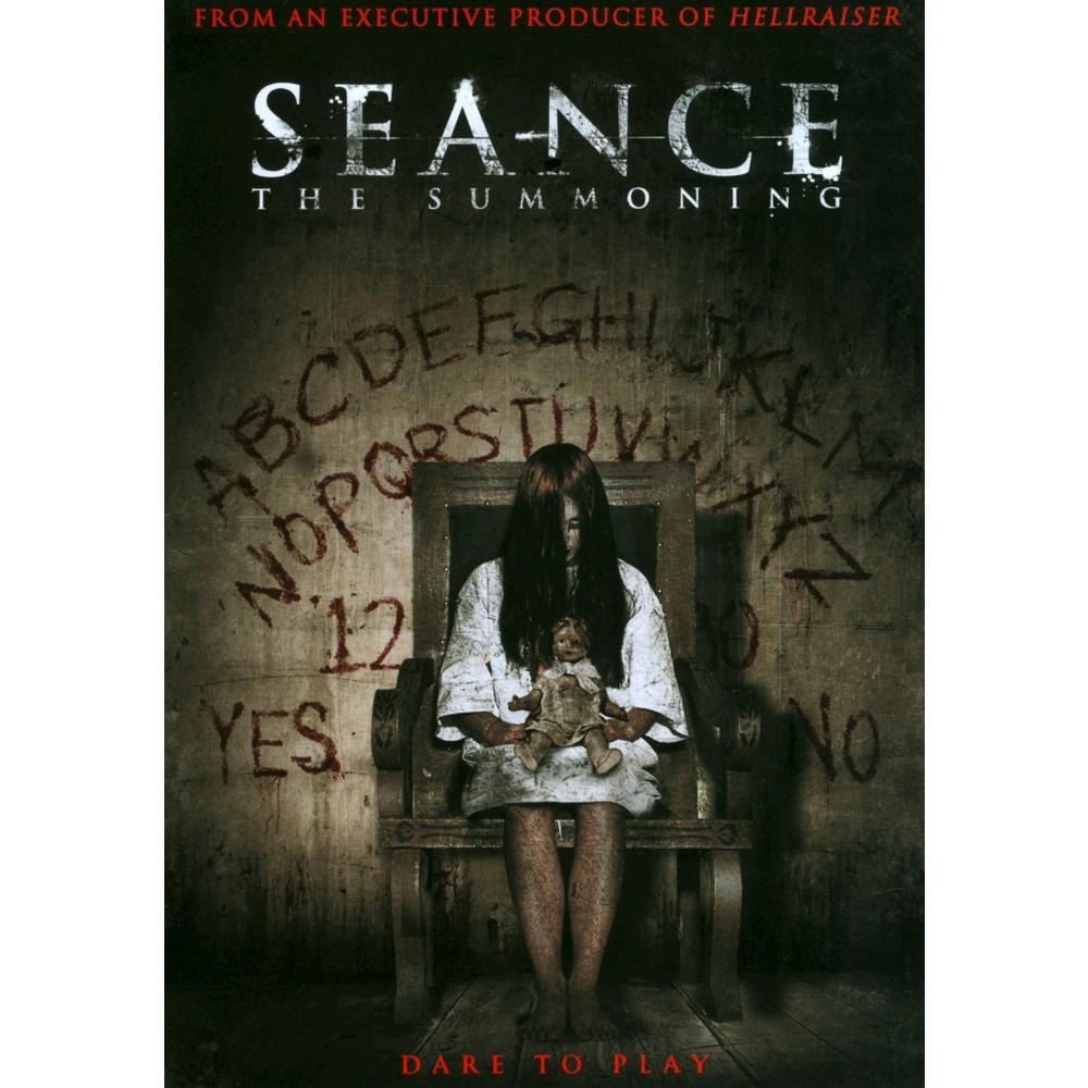 Seance The Summoning Dvd 2012