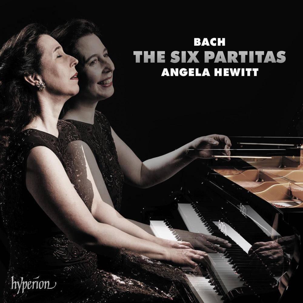 Angela Hewitt Bach The Six Partitas Cd