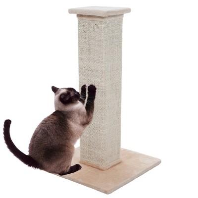 Petmaker 28  Sisal Burlap Cat Scratching Post