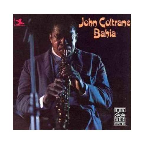 John Coltrane - Bahia (CD) - image 1 of 1