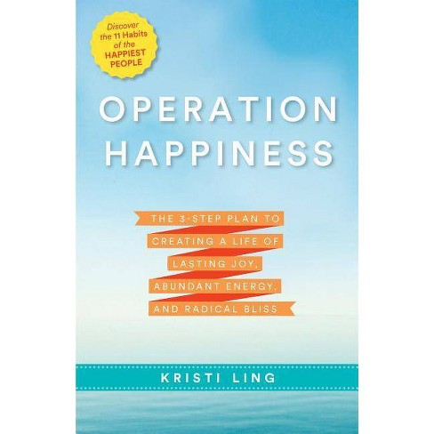 Operation Happiness - by  Kristi Ling (Hardcover) - image 1 of 1
