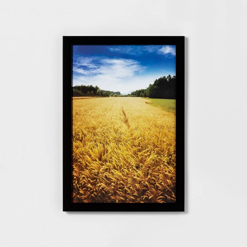"Image of ""12"""" x 18"""" Profile Poster Frame Black - Room Essentials"""