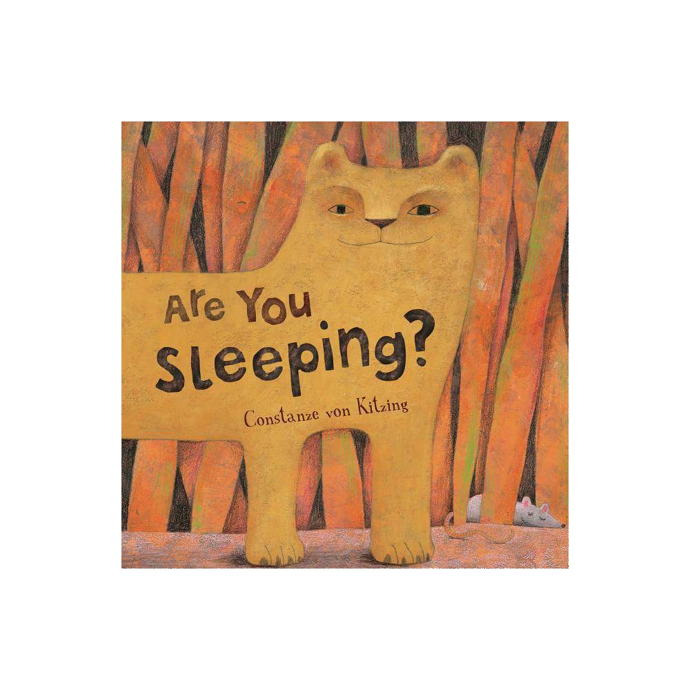 Are You Sleeping By Constanze V Kitzing Paperback