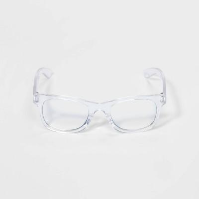 Kids' Blue Light Filtering Glasses - Cat & Jack™ Clear
