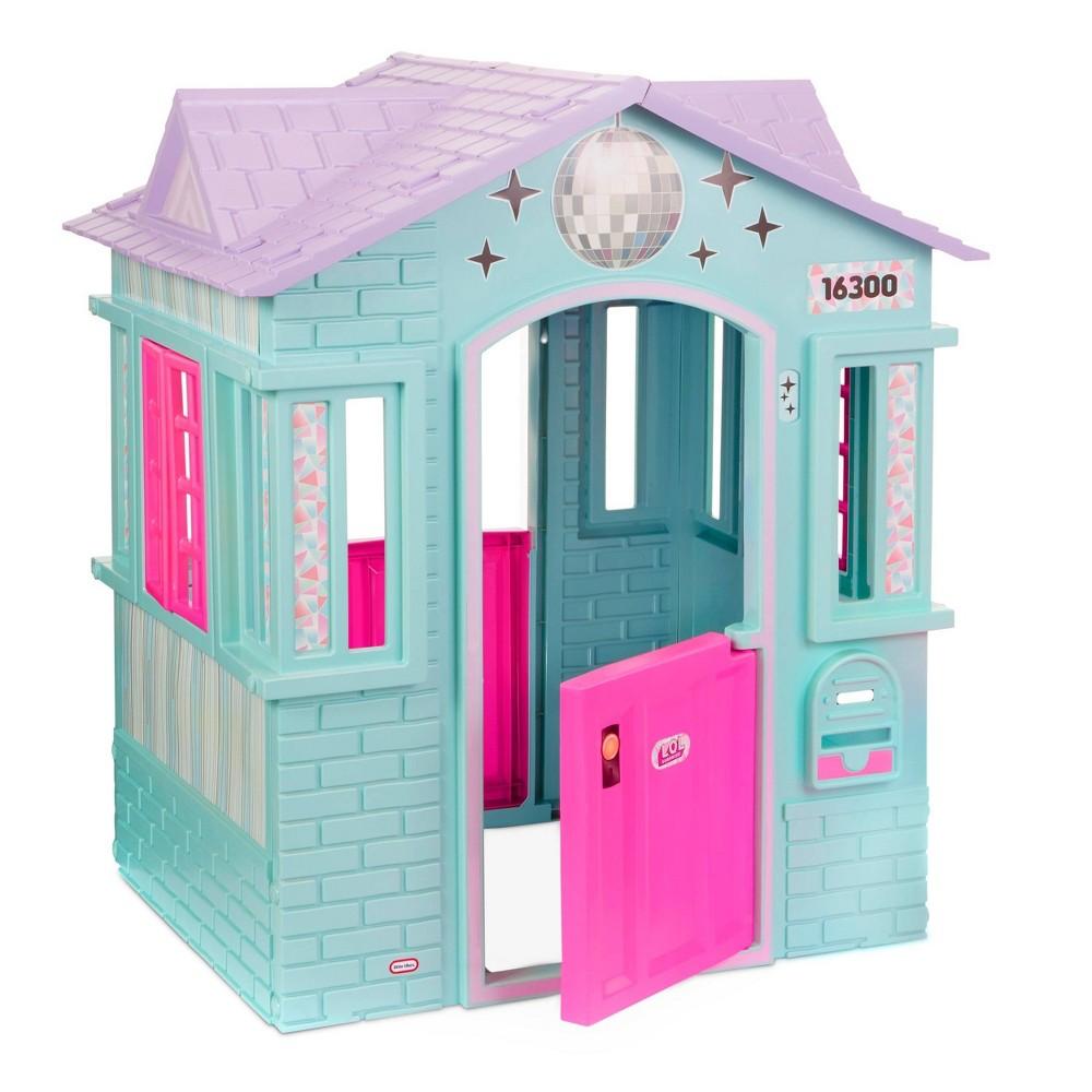 L O L Surprise Winter Disco Cottage Playhouse