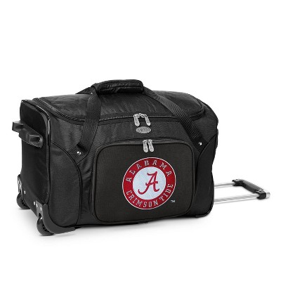 "NCAA Mojo  22"" Rolling Duffel Bag"
