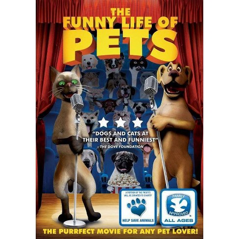The Funny Life Of Pets (DVD) - image 1 of 1