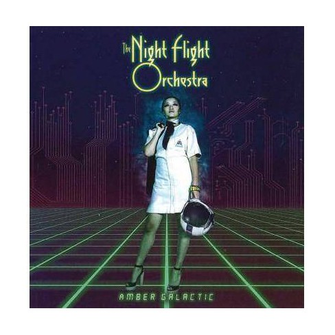 Night Flight OrchestraNight Flight Orchestra - Amber GalacticAmber Galactic (CD) - image 1 of 1