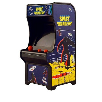 Super Impulse Tiny Arcade Playable Miniature Video Game - Space Invaders