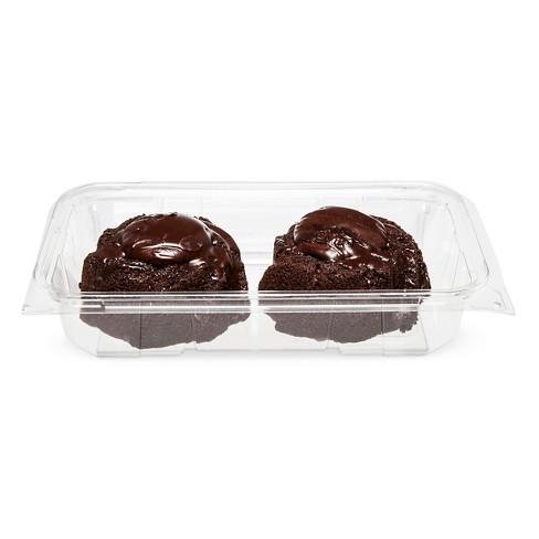 Chocolate Mini Bundt Cakes - 6.2oz - Market Pantry™ - image 1 of 2