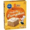Pillsbury Moist Supreme Perfectly Pumpkin Premium Cake Mix, 15.25oz - image 3 of 4