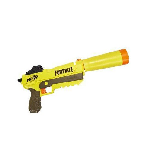 NERF Fortnite SP-L Elite Dart Blaster with 6 Official Nerf Fortnite Elite Darts - image 1 of 7