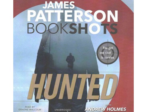 Hunted : Library Edition (Unabridged) (CD/Spoken Word) (James Patterson) - image 1 of 1