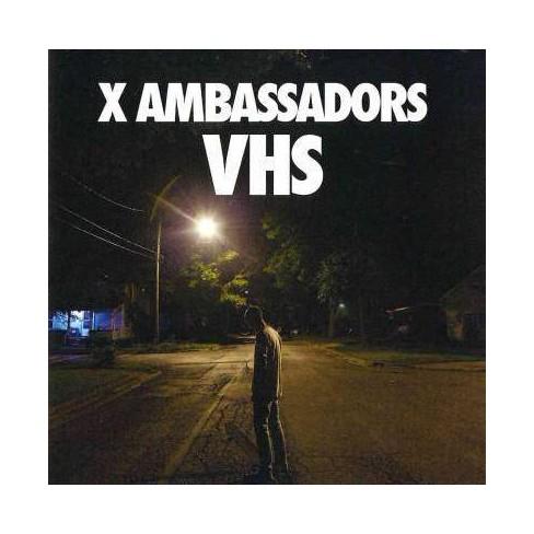 X Ambassadors - Vhs (CD) - image 1 of 1