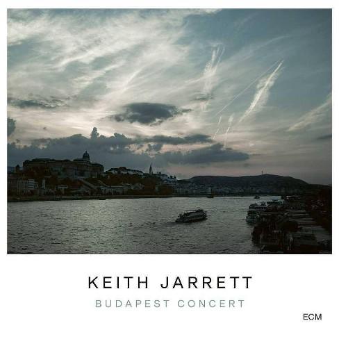 Keith Jarrett - Budapest Concert (2 CD) - image 1 of 1