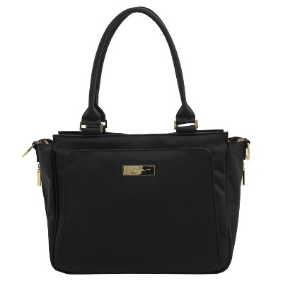 Ju-Ju-Be Be Classy The Monarch Diaper Bag - Black