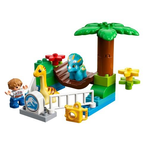 Lego Duplo Jurassic World Gentle Giants Petting Zoo 10879 Target