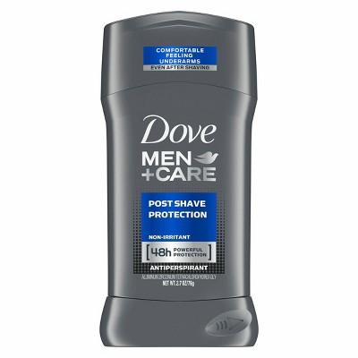 Deodorant: Dove Men+Care Antiperspirant & Deodorant Stick Post Shave Protection
