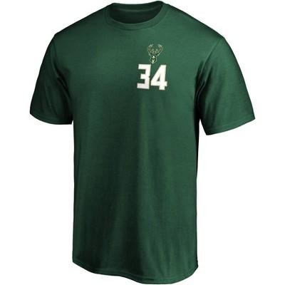 NBA Milwaukee Bucks Men's Short Sleeve T-Shirt
