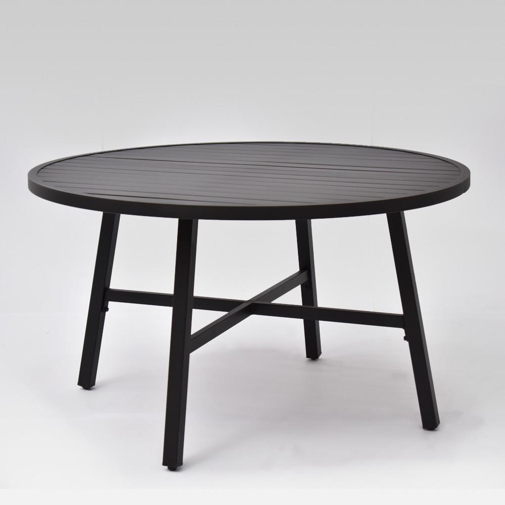 Fairmont Euro Patio Coffee Table Black - Threshold